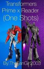 Transformers Prime x Reader (One Shots) by shortJayWritesstuff