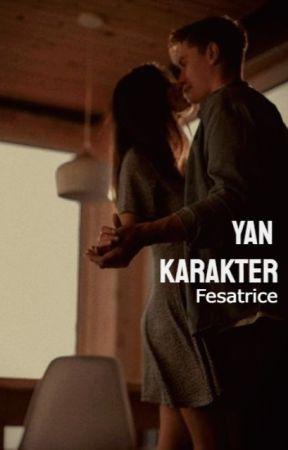 YAN KARAKTER | Texting by Fesatrice