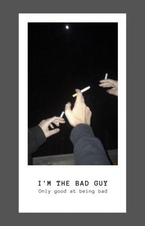 I'm the bad guy /v h o p e/ by hobislovebot