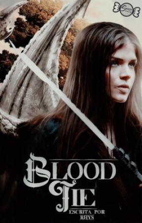 Blood Tie by archeronsoul