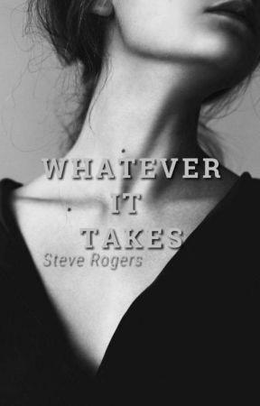 Whatever It Takes - Steve Rogers by pandicorniajr