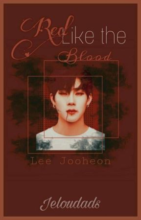 Red, Like the Blood «Lee Jooheon» by Jeloudads