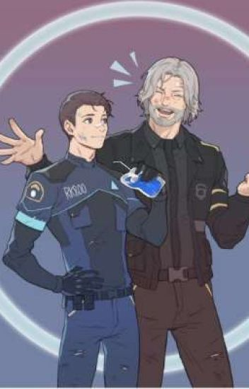 Truly, I Am Alive. (Hannor. Connor x Hank)