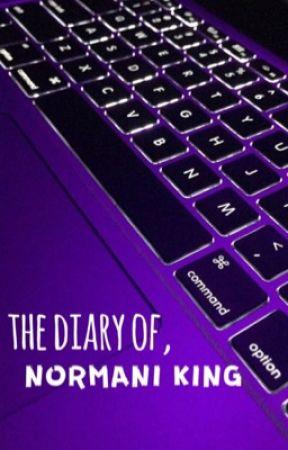 the diary of normani king -gabgaloree by gabgaloree