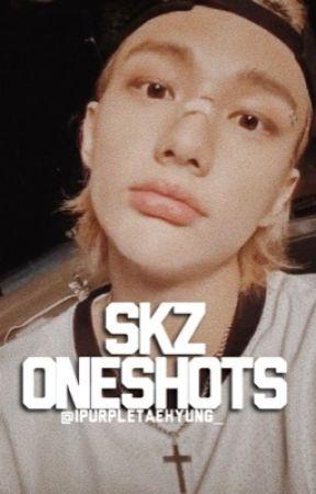 Stray Kids Oneshots (boyxboy)  by ipurpletaehyung_