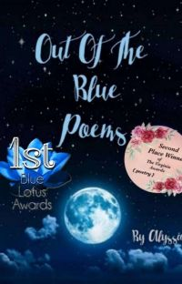 Out Of The Blue Poems cover