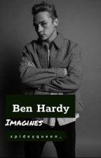 Ben Hardy Imagines by spideyqueen_