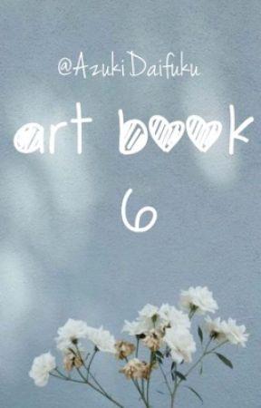 🔹Art Book 6🔹 {DISCONTINUED} by AzukiDaifuku