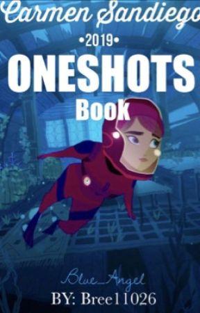 Carmen Sandiego 2019 One-Shot Book by Bree11026