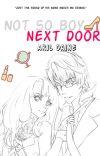 Not So Boy Next Door (COMPLETE) cover