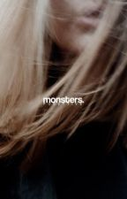 Monsters ↠ Liam Dunbar by poseytive