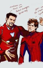 Dear Peter Stark (We've Been Way Too Out Of Touch) by fadedvelvet