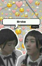 Broke. (Fangirl Diaries) by Shame2u