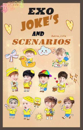 EXO Joke's And Scenarios by Outro_life