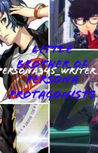Little brother of the persona protagonist  cover