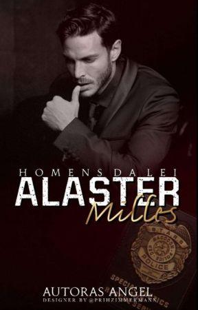 ALASTER MILLES- Homens Da Lei [L2] PLUSSIZE 2019 by AutoraKYhumme