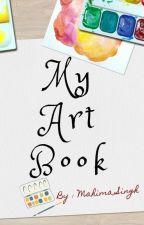 My Art Book by Scintilaaa