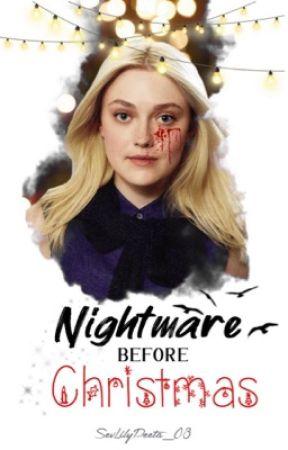 Nightmare before Christmas  by evakalterlove