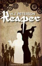 Reaper by SicSemperT-Rex