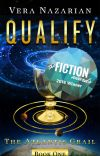 QUALIFY: The Atlantis Grail (Book One) cover