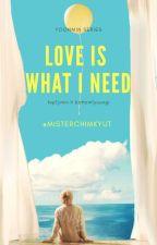 Love Is What I Need (YOONMIN)  by MisterChimKyut