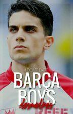 Barça Boys || bartra by desmadres