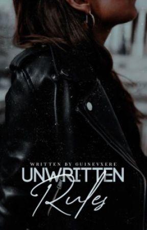 ✓   Unwritten Rules ━ Sirius Black by guinevxere