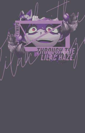 Through the Lilac Haze (Naruto) by violetmaps