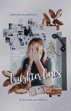 Laughter Lines 彡 Graphic Portfolio  by calalu