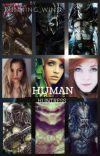 ~  Human Huntress  ~  cover