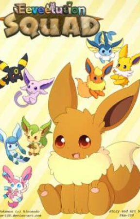 Escuadrón Eeveelutions [Scripts] by Storm_ImT-therealin