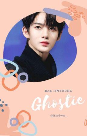 Ghostie : Bae Jinyoung by itzrdwn_