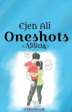 Ejen Ali Oneshots (Alilicia) by Mikayanji