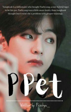 Pet | KookV by peachyu_