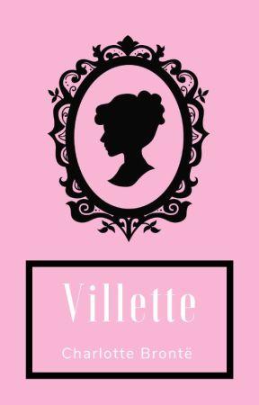 Villette by CharlotteBronte
