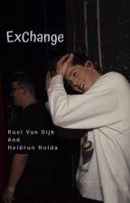 ExChange ~ Ruel Van Dijk by mywillypoppedout