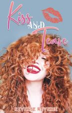 Kiss & Tease | GirlXGirl by reversereverie