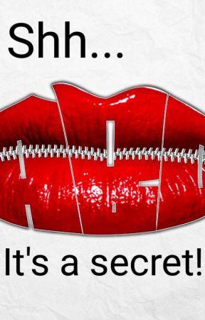 Shh... It's a secret! by Mariannaelinaa