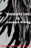 The Winchester Three (S4): Lazarus Rising cover