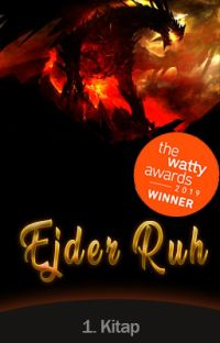 EJDER RUH 1. KİTAP cover