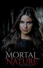 Mortal Nature | D. Salvatore by bradburied
