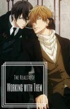 The Reality of Working with Them/////Junta Azumaya X Male!Reader X Takato Sajio by Elsabear01