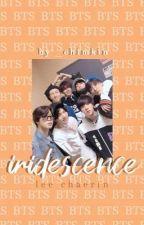 iridescence   bts 8th member  by _chimkin