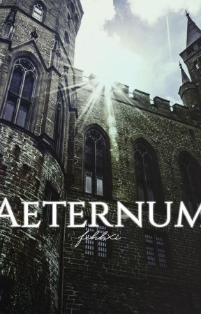 Aeternum × ChanIn by fihhxi