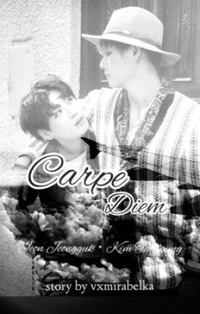 carpe diem ⟡ taekook  by vxmirabelka