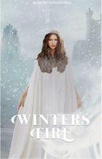 Winters Fire  - Jon Snow by issiriemensss