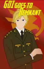 GDI goes to Remnant by xjames2001