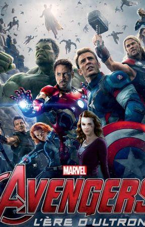 Les Avengers et (encore) moi : l'ère d'Ultron by 20felindra02