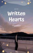 Written Hearts, Kang Taehyun by gravviee