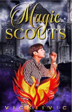 Magic Scouts ✭ J.JK  by vickiivic